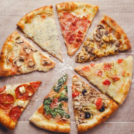 Requisiti fondamentali di una pizza gustosa e genuina