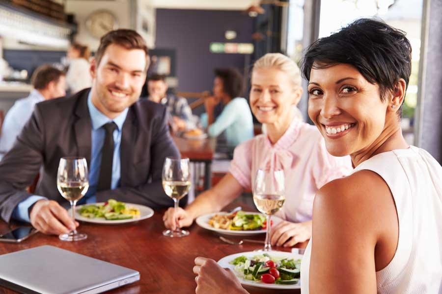 Il pranzo di lavoro ideale